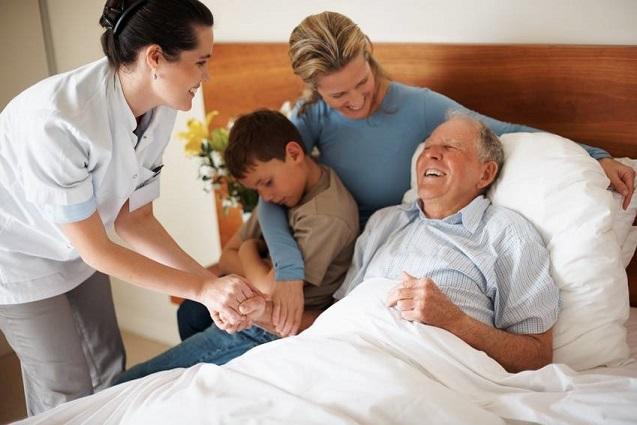 Внимание к больному человеку