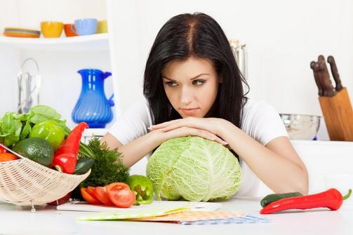 Продукты питания при депрессии