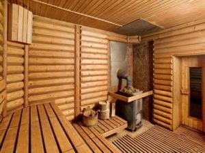Полезные свойства русской бани