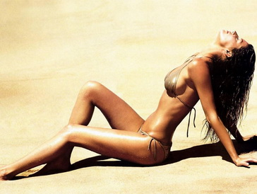 Красивый и правильный загар кожи на солнце