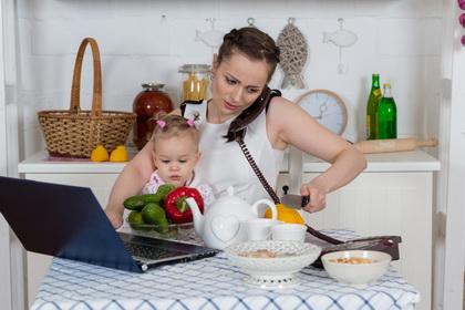Как всё успевать с маленьким ребёнком