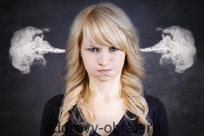 Скажи «Нет» раздражительности и злости