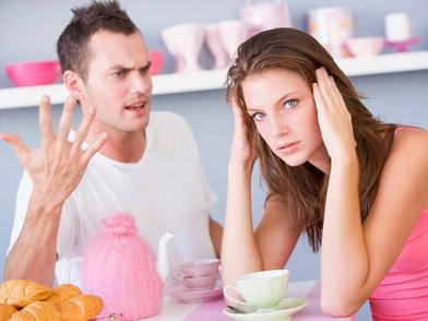 Как расстаться женщине с мужем тираном