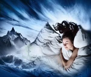 Откуда берется сон и сновидения человека