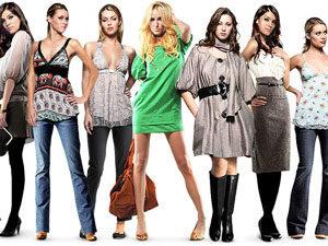 Стиль в одежде для женской красоты
