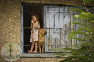 Ребенок под домашним арестом