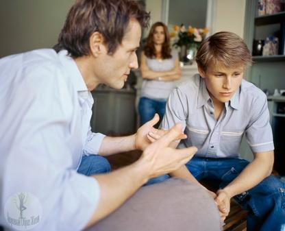 Общий язык родителей с подростками