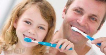 Правильный уход за зубами и деснами