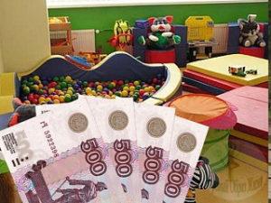 Финансовое положение частного детского сада