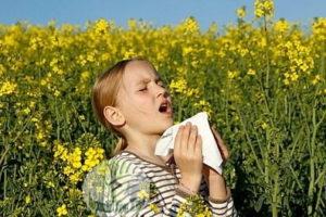 Какие бывают аллергии