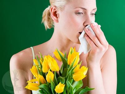 Как помочь организму бороться с аллергией