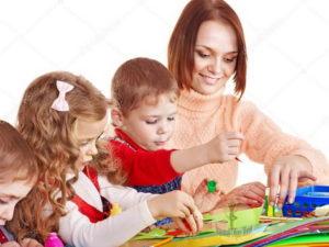 Плюсы и минусы частного детского сада