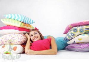 Из какого материала лучше подушки для сна