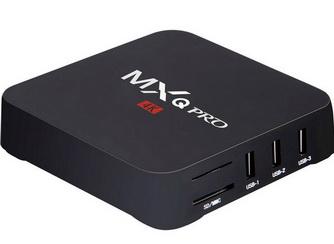 Особенности и технические характеристики приставки MXQ Pro