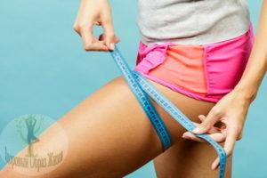 Как сделать чтобы ноги выглядели стройнее и подтянутами