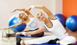 Пилатес упражнения для стройности тела