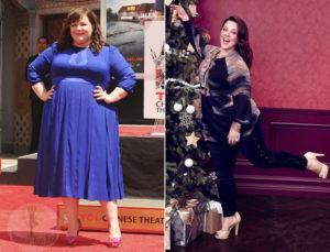 Мелисса Маккарти похудела до и после