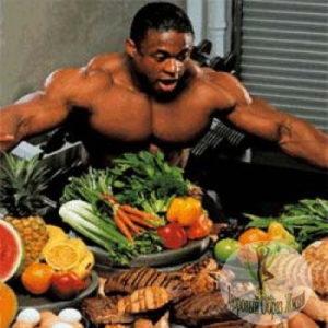 Правильное спортивное питание организма