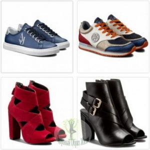 Обувь 2018: тренды