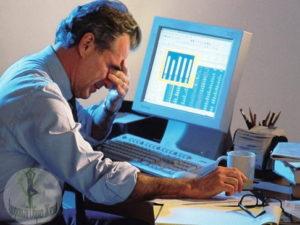 Утомление глаз за компьютером