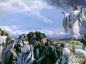 Вознесение Христа на небо