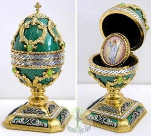 Яйца Фаберже изготовленные 1885 году