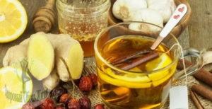 Народные средства в борьбе с простудой