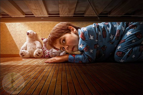 Детские страхи, как с ними бороться
