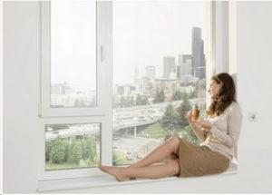 Окна – тишина и тепло в доме