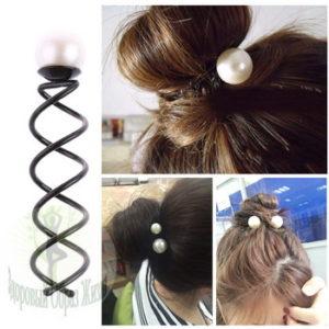 Встроенные заколки для волос