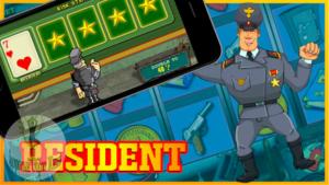 Плюсы игровых автоматов Residen