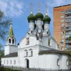 Как восстанавливалась церковь Пресвятой Богородицы