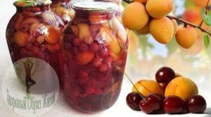 Компоты из фруктов и ягод
