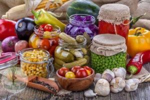 Как правильно сохранить продукты питания