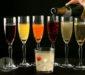 Коктейли на основе шампанского в домашних условиях