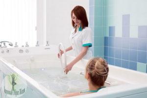 Как правильно применять бальнолечение в санатории